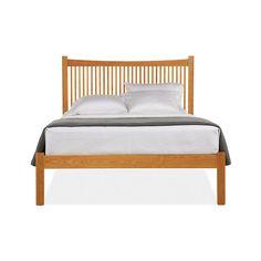 Vermont Heartwood Bed - Beds - Bedroom - Room & Board