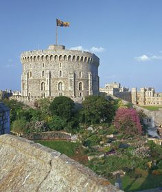 Windsor Castle - the first Castle I ever saw. My sister and I arrived at Heathrow and took the bus to Windsor, arriving just in time to watch the changing of the guard. There is an amazing doll house here that would fascinate anyone, even those who never played with dolls or doll houses.