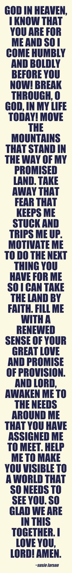 Amen my Lord <3: