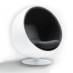 Ball Chair, Egg Chair, Ballchair, Design Sessel | Ben U0026 Mattis Zimmer |  Pinterest | Ball Chair And Egg Chair