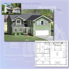 Image Result For Master Bedroom Over Garage Addition Home Plans Split