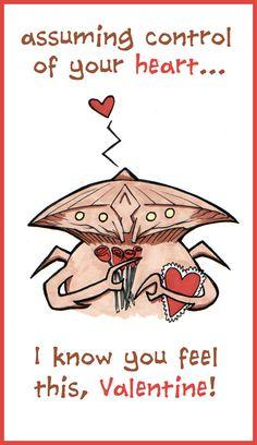 Happy Mass Effect Valentine's Day!