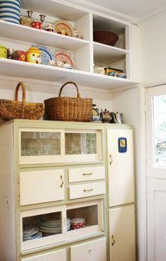 Houzz - Vintage Cupboard (love!)