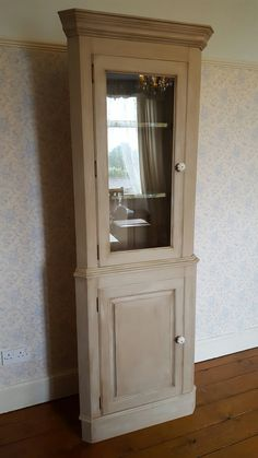 My corner cupboard