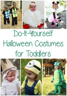 20 easy homemade costumes for kids halloween pinterest easy 25 easy diy halloween costumes for toddlers solutioingenieria Choice Image