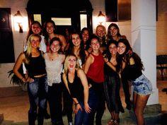 The amazing girls of PC 14