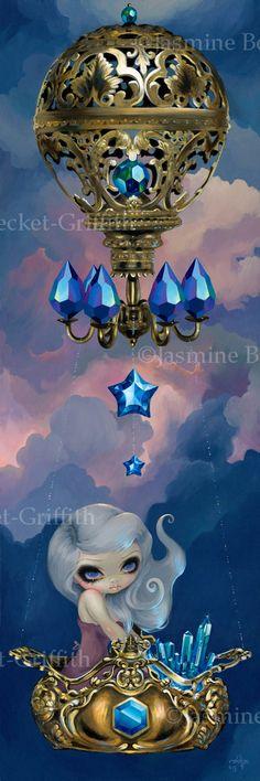Crystal Chariot by ~jasminetoad on deviantART