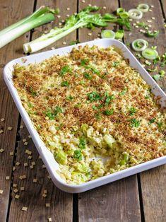 Vegan Vegetarian, Vegetarian Recipes, Healthy Recipes, Pureed Food Recipes, Cooking Recipes, Plat Vegan, Pasta Alternative, One Pot Pasta, Best Dinner Recipes