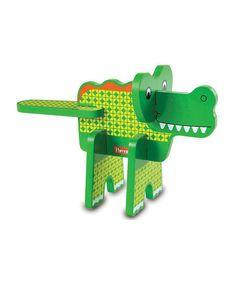 Alligator Jungle Pals Stacking Puzzle