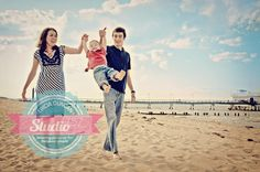 Family and Children Beach Session | Ocean View Fishing Pier | Hampton Roads Virginia