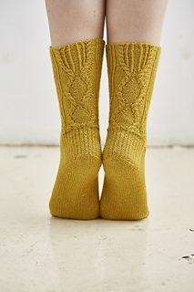 Wilbert Socks by Rachel Coopey from Coop Knits Socks Vol. 2. Love them!