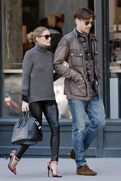 World's Most Stylish Couple 230 Olivia Palermo & Johannes Huebl