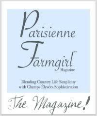 Yay, Parisian and farmy!