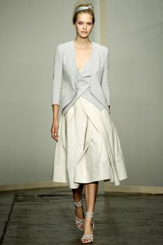 Donna Karan - Pasarela 2012-13