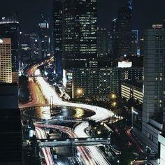 Jakarta, Indonesia. | #lightislife by Ernanda Putra