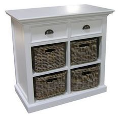 Small Buffet With 4 Baskets - £665.00 - Hicks and Hicks
