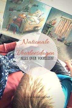 Nationale Voorleesdagen 2015 - alles over voorlezen