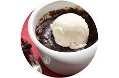 adoro FARM - delicinha: brownie de caneca