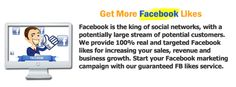 Real US FB Likes for your business Facebook Business, Facebook Marketing, Internet Marketing, Age Of Mythology, Social Networks, Social Media, Fb Like, Seo Consultant, Facebook Likes