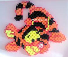 Tigger hama beads by deco.kdo.nat: