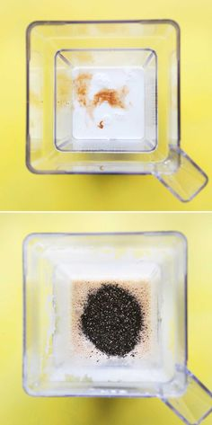 EASY Peanut Butter Chia Pudding! #recipe #vegan #chia
