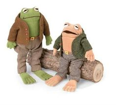 123oleary: Frog and Toad are Friends