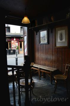 Geoff's Bar WATERFORD Ireland Quiet Pint Dark Wood by rubyclover (Art & Collectibles, Photography, Color, ireland pub, irish pub, waterford, waterford photo, copper coast, geoffs, pub life, dark bar photo, quintessential pub, pub decor, quiet pint, irish bar, old pub)