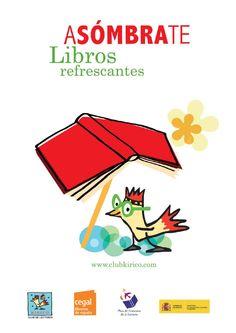 Asómbrate  Lecturas de verano 2012 del Club Kiriko