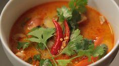 Tom Kha Kai Tom Kha Kai, Thai Red Curry, Ethnic Recipes, Food, Essen, Meals, Yemek, Eten