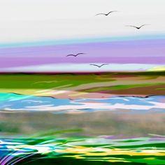 'ocean touch no.5' von Pia Schneider bei artflakes.com als Poster oder Kunstdruck