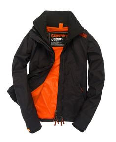 Superdry - technical windcheater