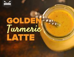 This creamy latte packs a powerful anti-inflammatory punch!