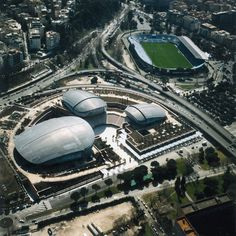 Parco della Musica Auditorium, Rome, Italy. theres no other architect like Renzo.