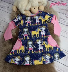 Pony Girls, Pony Mädchen, Lillestoff, Little Miss Belle, vmn kids