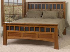 It isn't Stickley but it is still Arts and Craft and Amish made.