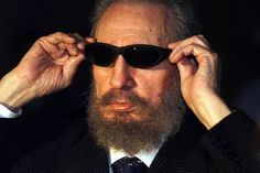 """""""Fidel Castro was a towering presence in Cuba for more than 50 years. Dr Stephen Wilkinson, editor of the International Journal of Cuban Studies, assesses his legacy. Bodyguard Services, Castro Cuba, Cuban Leader, Monopole, Shocking News, Clint Eastwood, How To Memorize Things, Mens Sunglasses, Havana"""