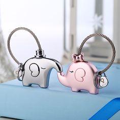 Save Elephant Love Keychain Set - Florence Scovel Nøgleringe 8dbd4e241