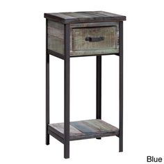 Gallerie Decor Soho Accent Table Cabinet | Overstock.com Shopping - Great Deals on Coffee, Sofa & End Tables
