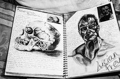 The Sketchbook Assignment: 2nd Nine Weeks | Elam's Art/History