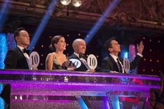 SCD week 9, 2016.  Blackpool week the first perfect score of the series. Danny Mac. Credit: BBC / Guy Levy