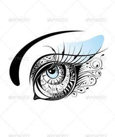 Realistic Graphic DOWNLOAD (.ai, .psd) :: http://sourcecodes.pro/pinterest-itmid-1001346751i.html ... Eye ...  black, closeup, cosmetic, design, eye, eyebrow, face, female, girl, human, illustration, isolated, lens, makeup, mascara, open, optic, people, see, silhouette, vector, view, vision, woman  ... Realistic Photo Graphic Print Obejct Business Web Elements Illustration Design Templates ... DOWNLOAD :: http://sourcecodes.pro/pinterest-itmid-1001346751i.html