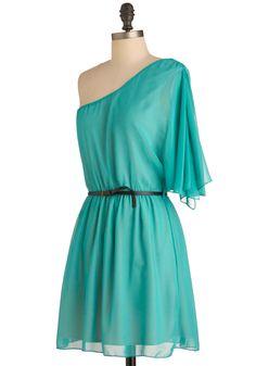 Charming at the Cantina Dress   Mod Retro Vintage Dresses   ModCloth.com