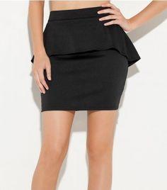 G by GUESS Alexandra Knit Peplum Skirt G by GUESS. $34.50