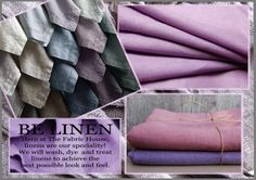 Dyed Linens