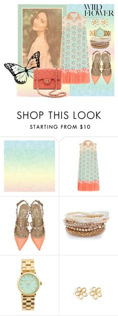 """""""chasing dreams with heavy wings"""" by dancingaroundthemoon ❤ liked on Polyvore featuring Delpozo, Valentino, Marc by Marc Jacobs and Chanel"""