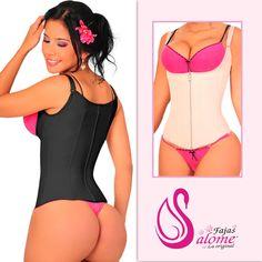 494d704bb94 Fajas Salome 0313 Waist Cincher Body Shaper Vest