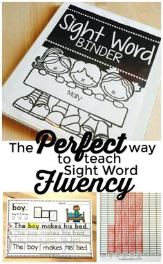 Teach Your Child To Read - Teach sight words in context. Over 225 sight word printables that are also editable! My kiddos love this activity! - Teach Your Child To Read Fry Sight Words, Teaching Sight Words, Sight Word Practice, Sight Word Games, Sight Word Activities, Reading Activities, Sight Word Wall, Sight Word Sentences, First Grade Sight Words