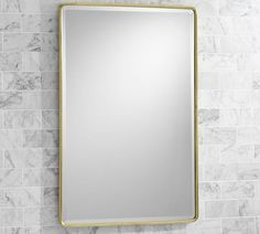 We need the finishes to match as best as possible. Best if we get the mirror and the light from Pottery Barn. Heart if this mirror is a go. Vintage Fixed Mirror, Regular, Brass Large Bathrooms, Bathroom Sets, Master Bathroom, Downstairs Bathroom, Bird Bathroom, Shiplap Bathroom, Office Bathroom, Bathroom Mirrors, Bathroom Inspo