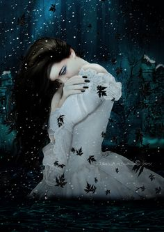 DeviantArt - Discover The Largest Online Art Gallery and Community Dark Beauty, Beauty Art, Gothic Pictures, Gothic Culture, Dark Blood, Shadow Play, Beautiful Songs, Photo Canvas, Community Art