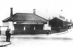 Rumworth & Daubhill Station Salford, Small Towns, North West, Manchester, Gazebo, England, Outdoor Structures, Train, Kiosk